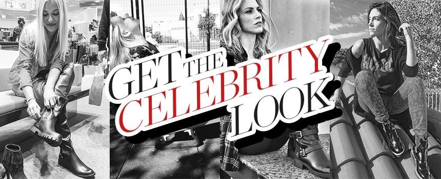 Celebrities wearing flats!
