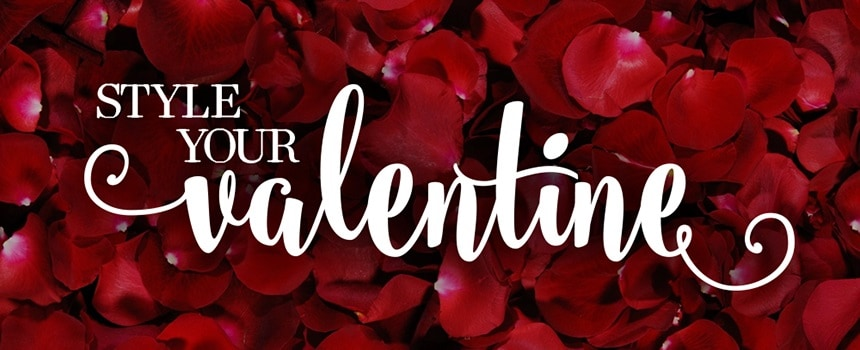 Style your Valentine!