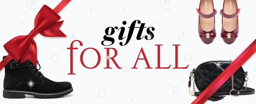 Gifts for all!