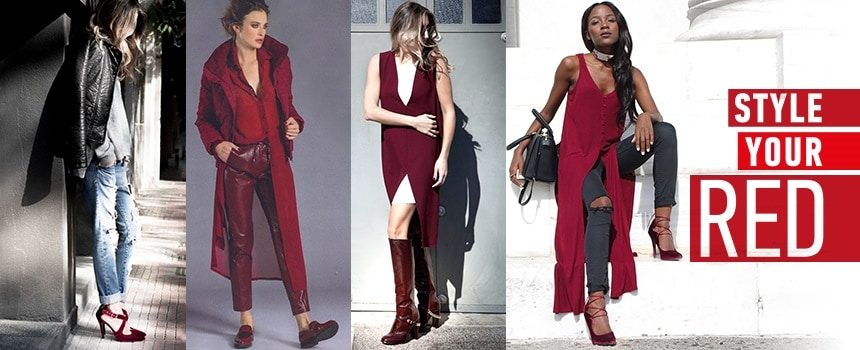 Style your Red