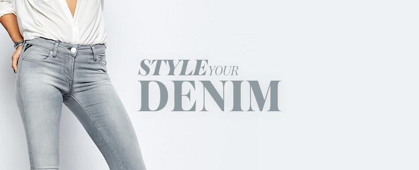 Style your Denim!