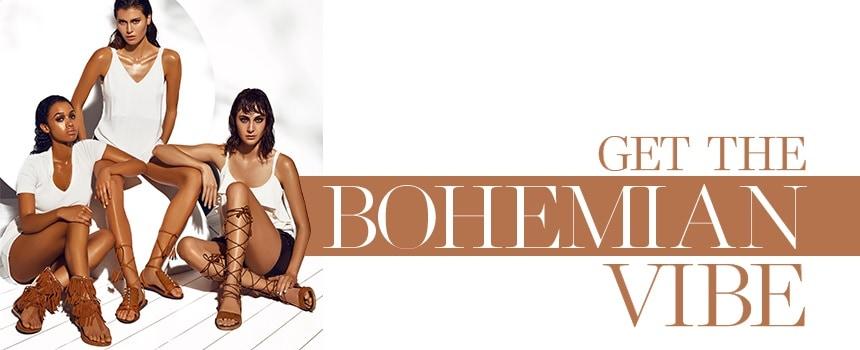 Get the Bohemian Vibe!