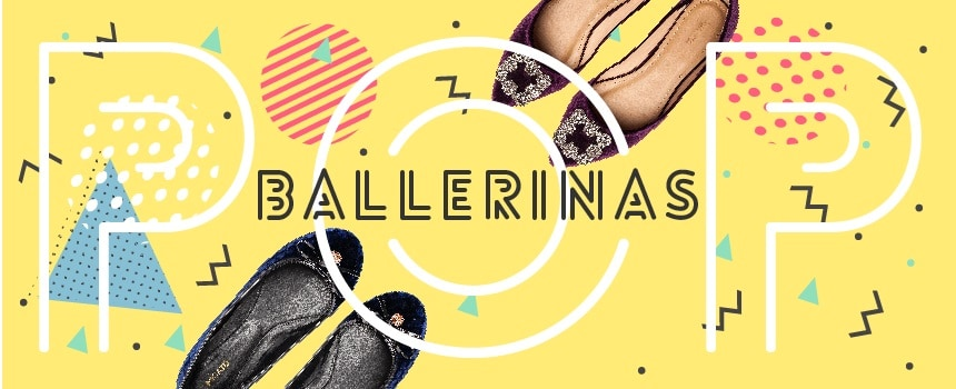 Pop Ballerinas!