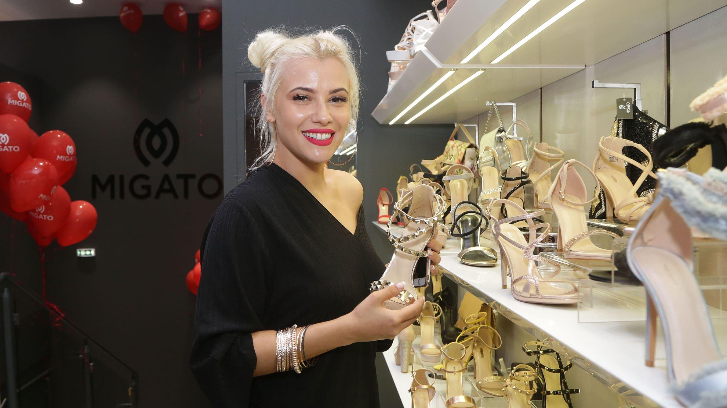 Grand opening of the new MIGATO store in Peristeri