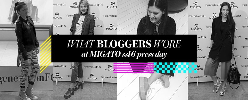 Bloggers Look: Press Day SS16, part1