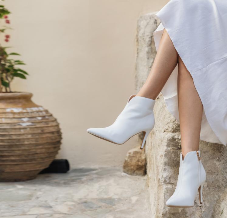5 μπότες και μποτάκια που μπορείτε να φορέσετε όλο το χειμώνα
