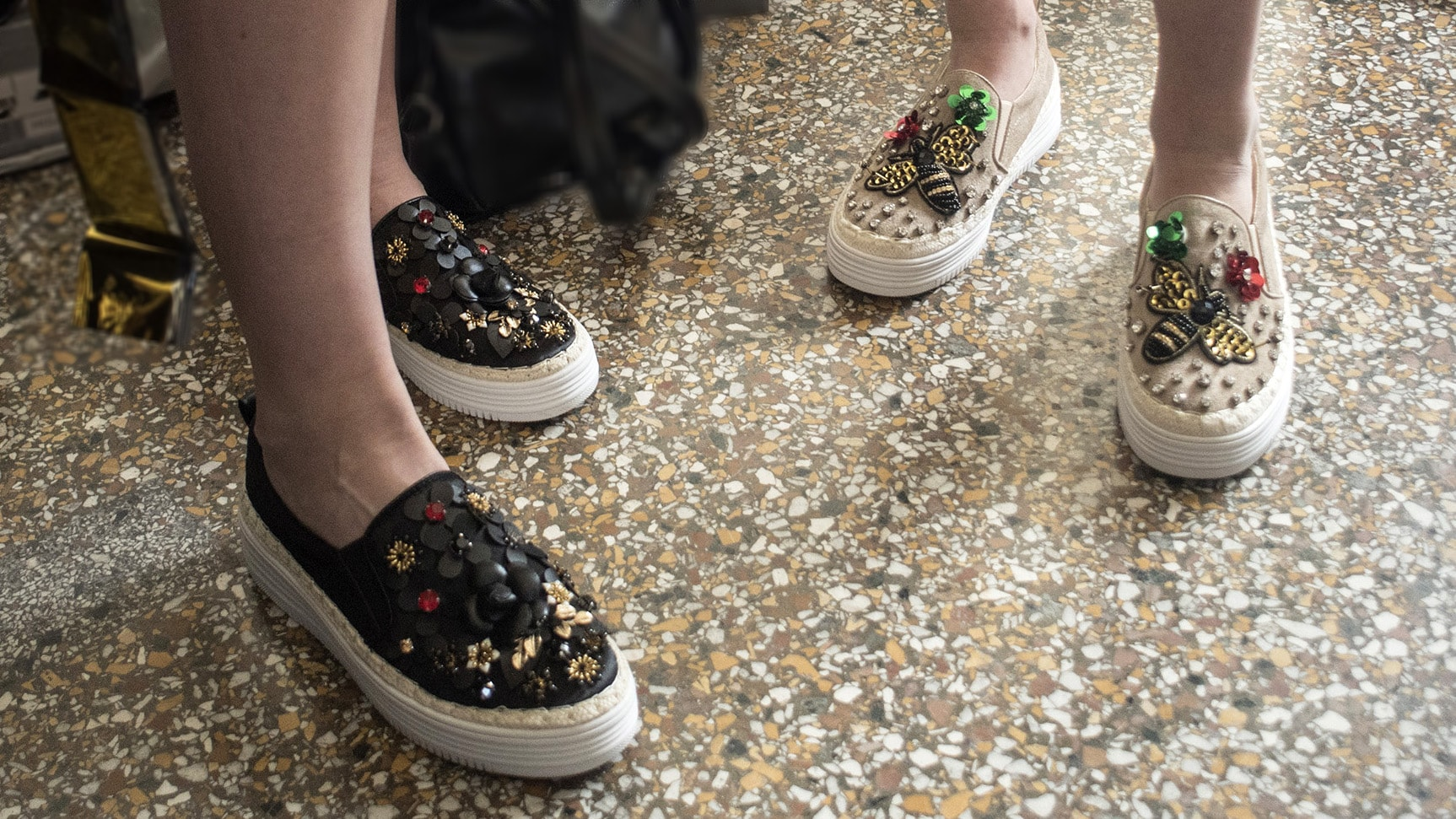MIGATO, official Shoe Sponsor at the 4th New Generations Fashion Lines