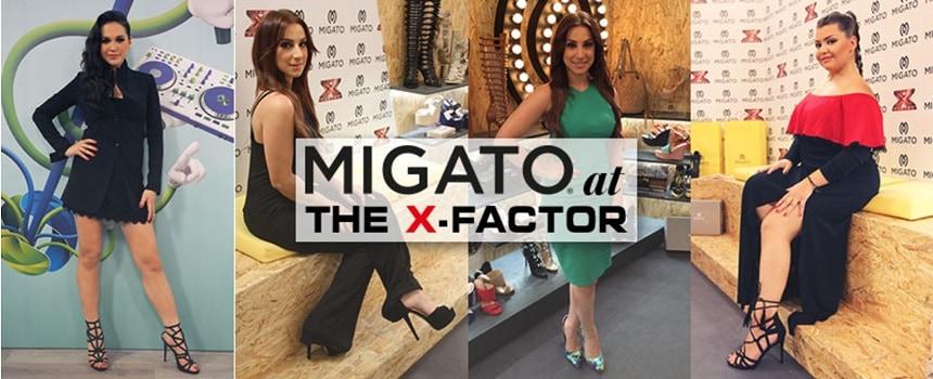 MIGATO at the 4th X-Factor live show!