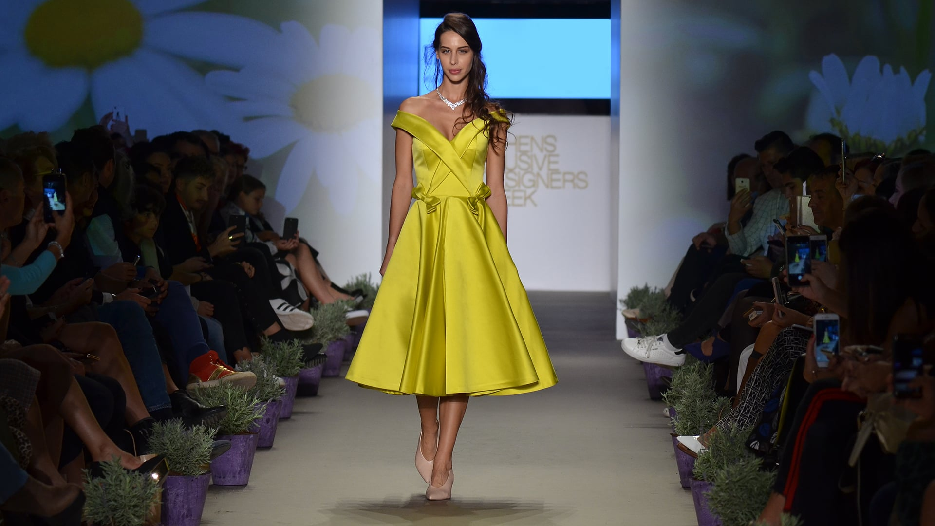 MIGATO on the catwalks of the 24th Athens Xclusive Designers Week