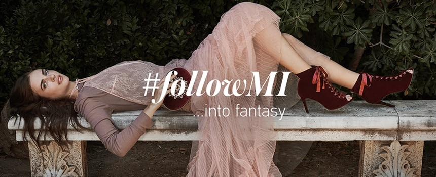 #followMI into Fantasy- MIGATO AW17-18 Campaign