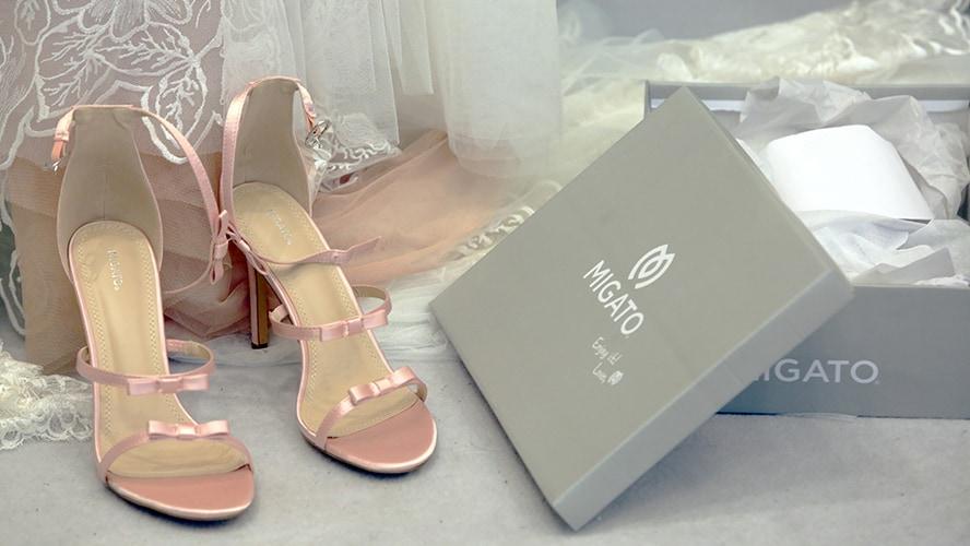 MIGATO at Bridal Fashion Week 2018
