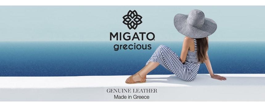 MIGATO Grecious Collection