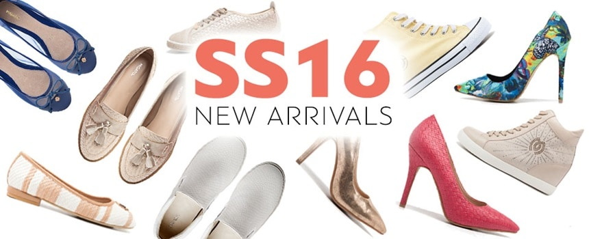 SS16 New Arrivals!