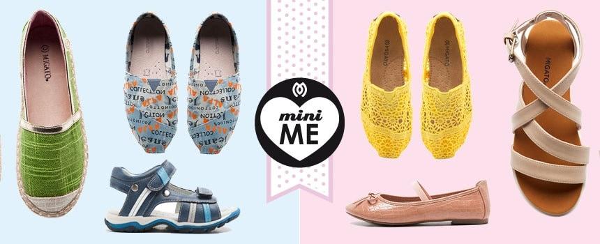 Παπούτσια για το βαφτιστήρι σας από τη MIGATO!
