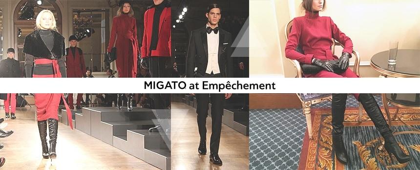 MIGATO at Empêchement