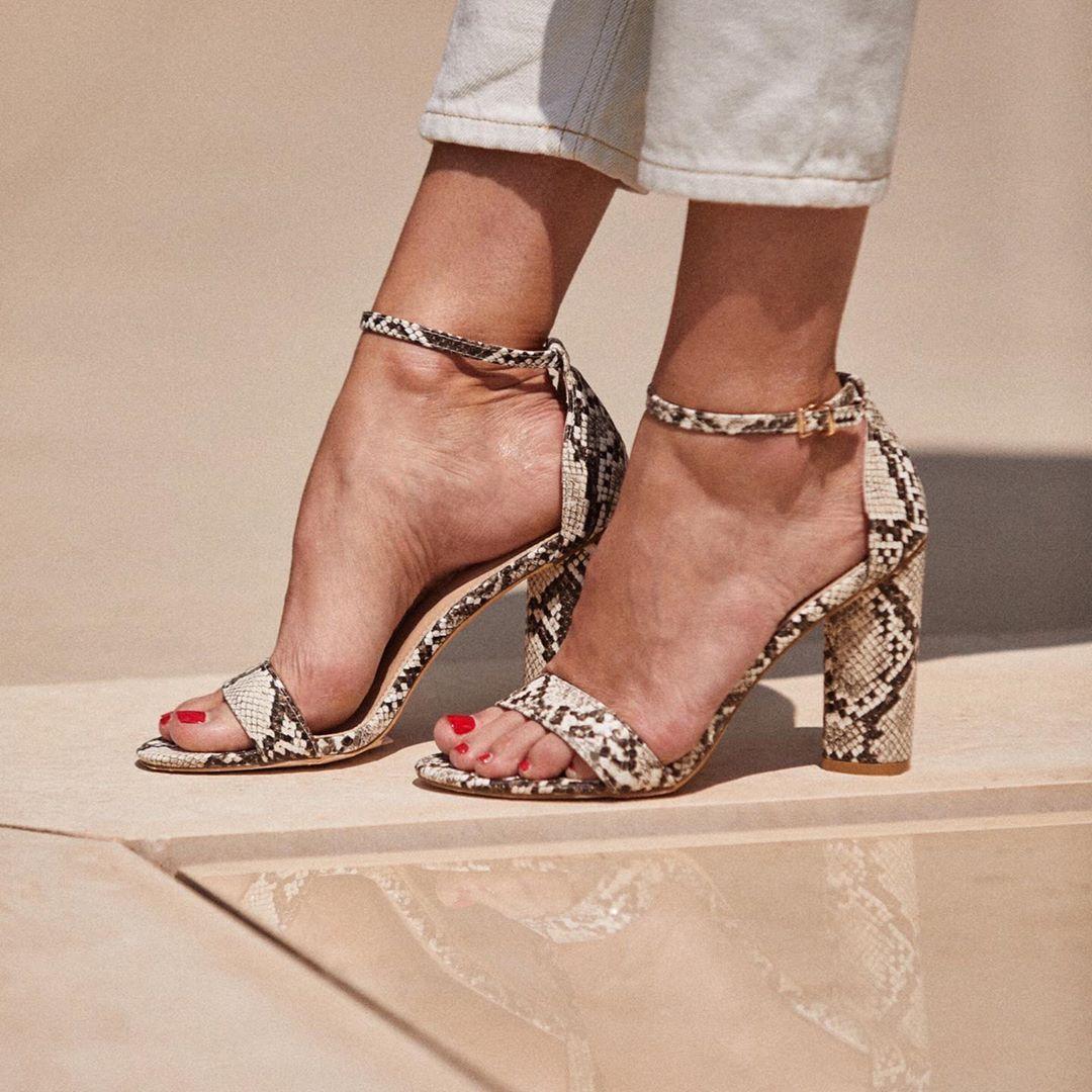 Παπούτσια για πρώτο ραντεβού - καλοκαίρι