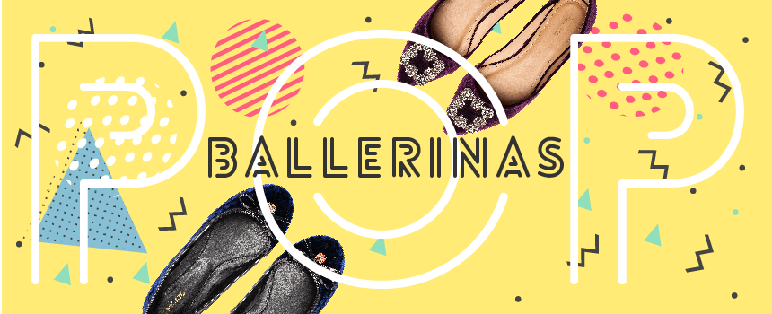 Pop Ballerinas!