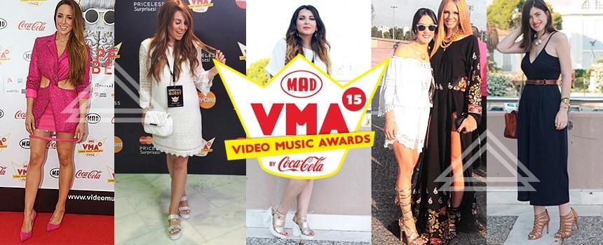 Η MIGATO στα MAD Video Music Awards 2015