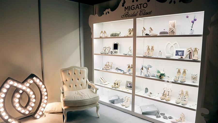 Η MIGATO επίσημος χορηγός στο Yes-I-Do Catwalk by PANDORA