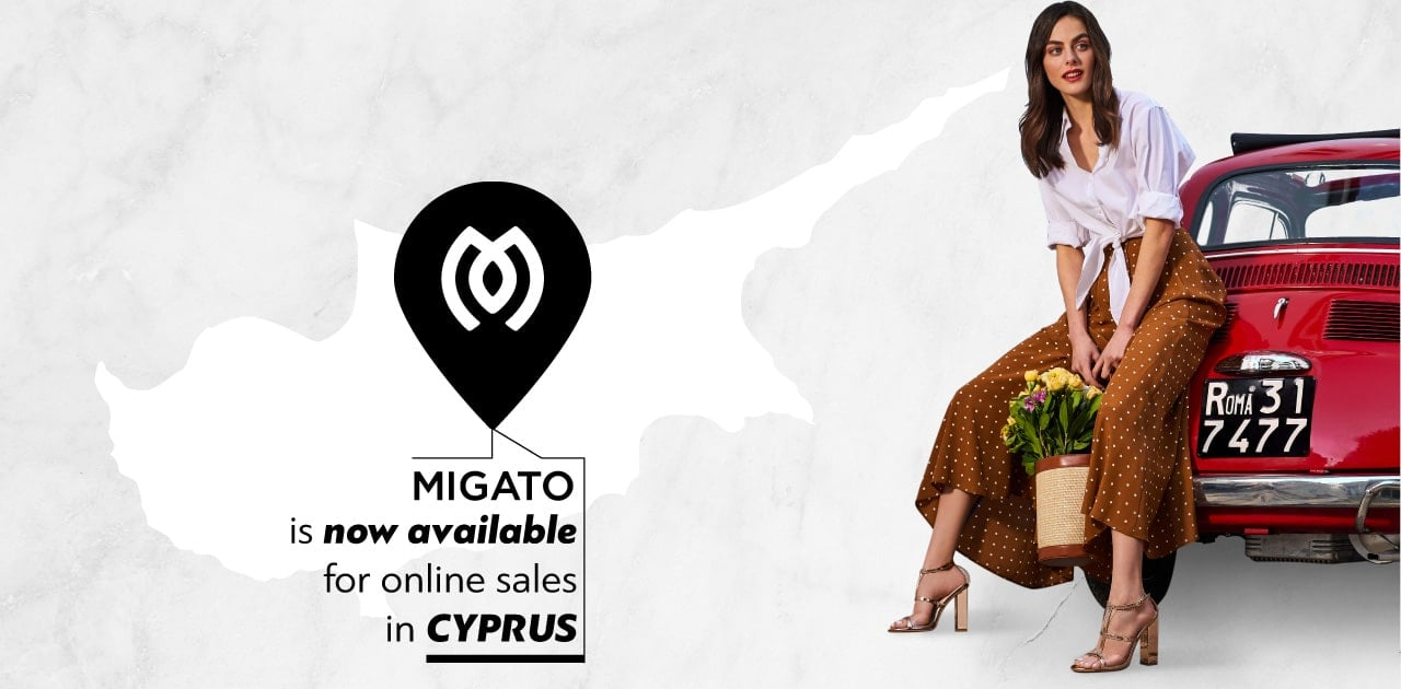 NOW AVAILABLE IN CYPRUS