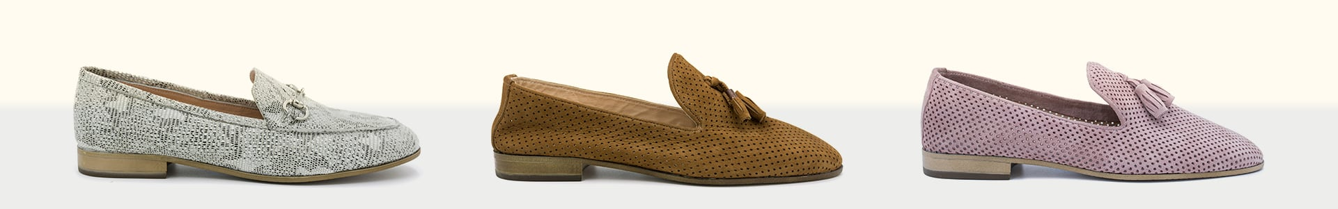 MOCCASINS & LOAFERS