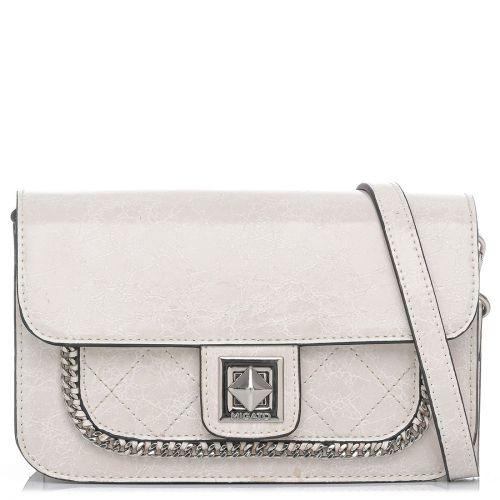 Whte shoulder bag