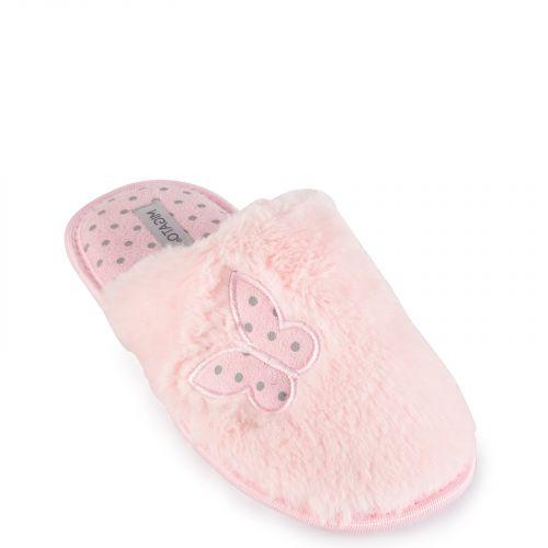 Pink women's slipper