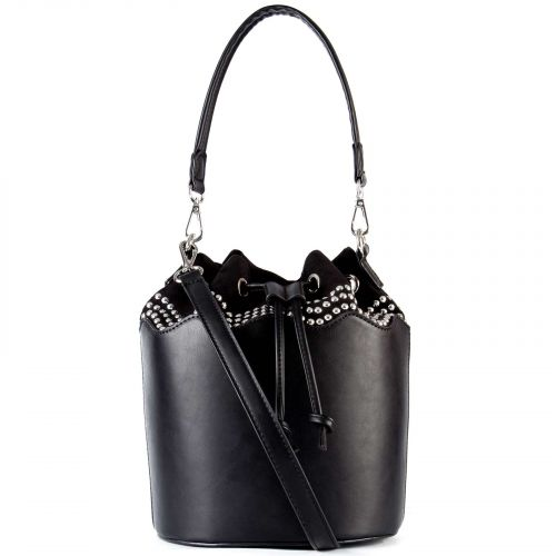 Μαύρη τσάντα πουγκί