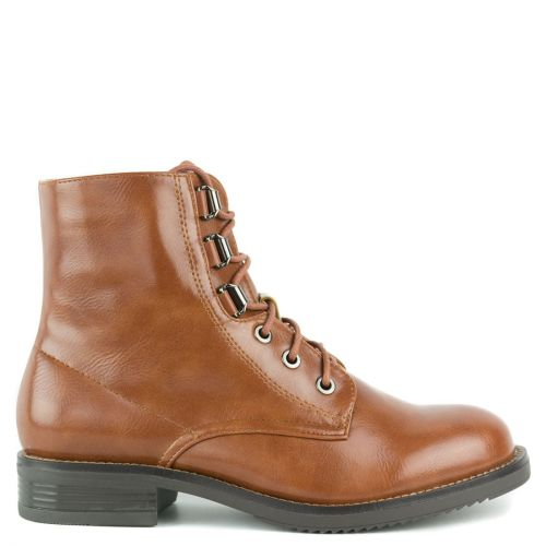 Tobacco army boot