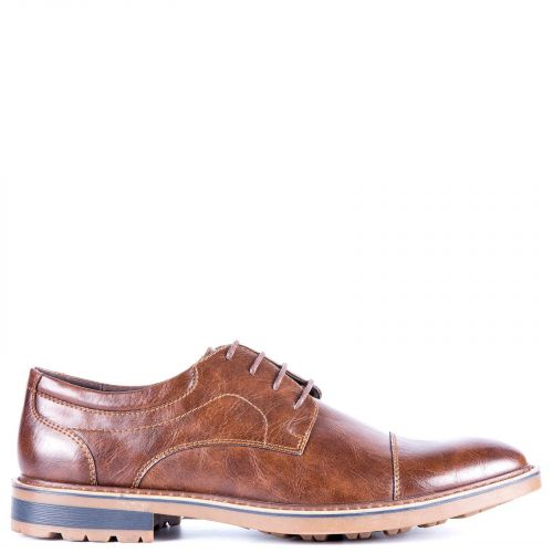 Men's brown Oxford