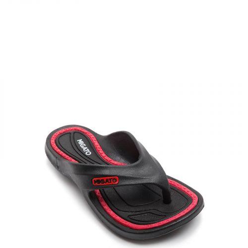 Children's black flip flop