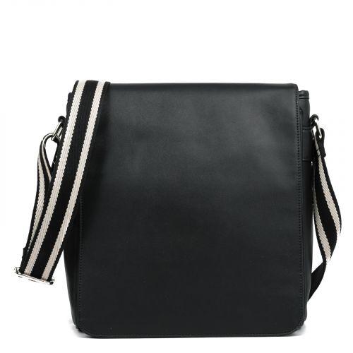 Μαύρη ανδρική τσάντα