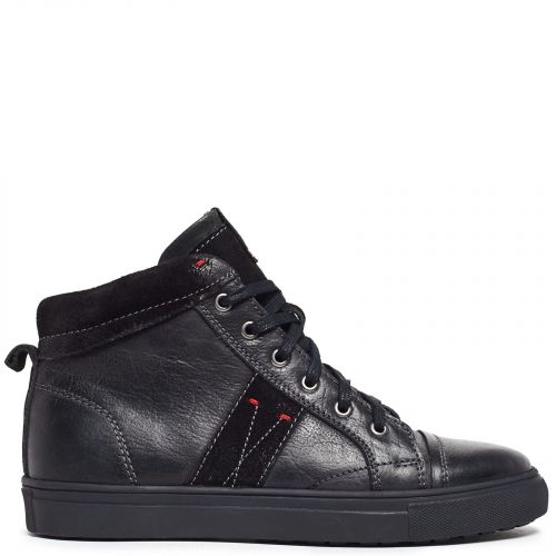 Μαύρο ανδρικό sneaker