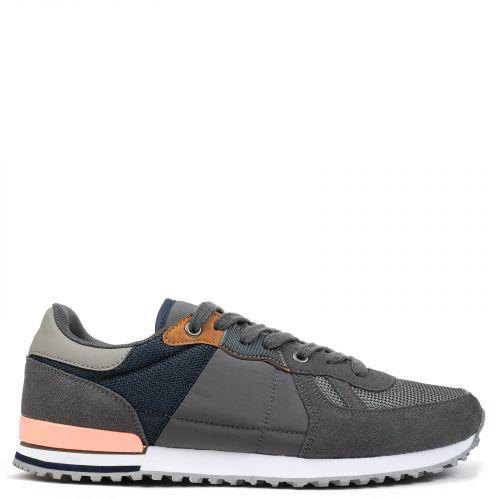 Σκούρο γκρι ανδρικό sneaker