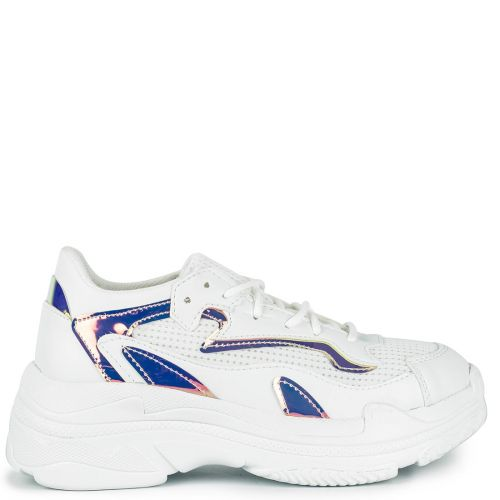 Λευκό monster sole sneaker