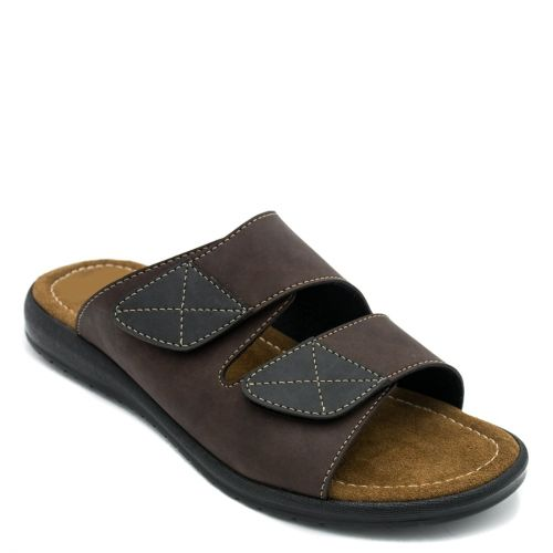 Men's brown beach sandal