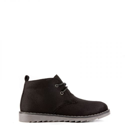 Kid's black bootie