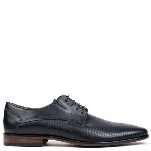 Men's blue Oxford