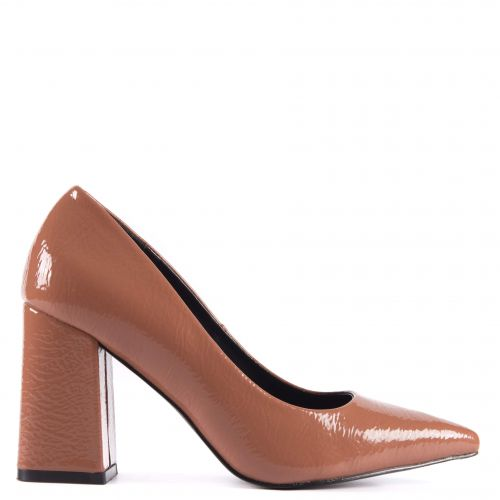 Pump in nude patent
