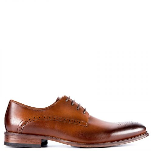 Men's brown Oxford