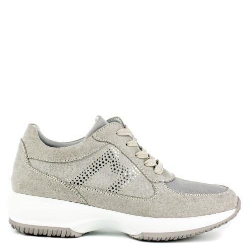 Γκρι αθλητικό παπούτσι