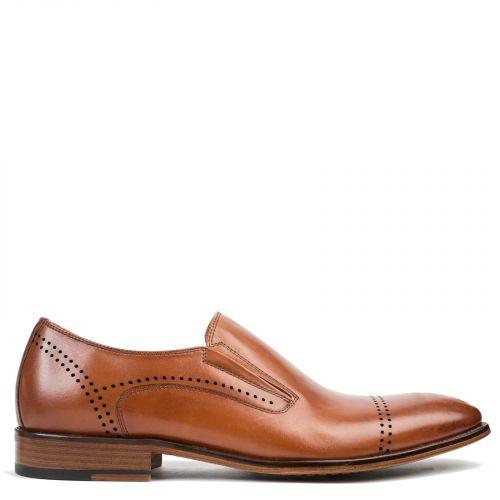 Men's tobacco loafer