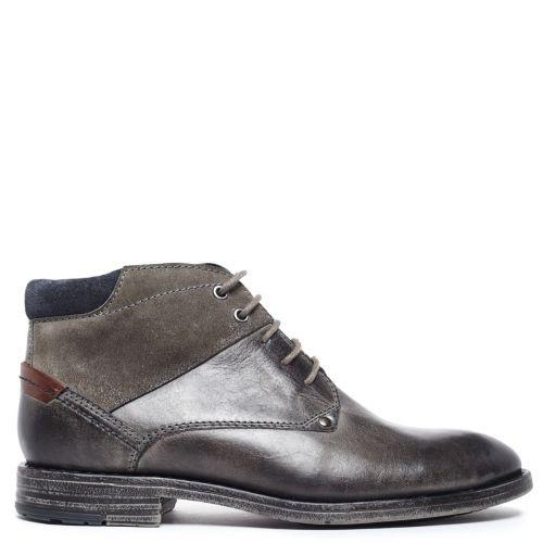 Men's grey boot