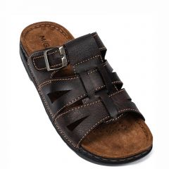 Men's brown sandal