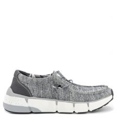Men's grey casual sneaker