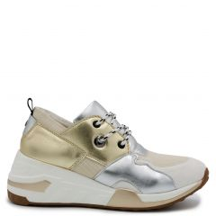 Gold  sneaker