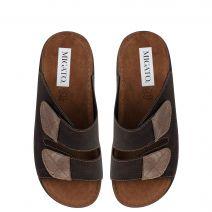 Men's brown sandal