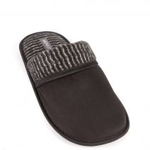 Black men's slipper