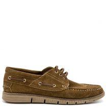 Ανδρικό ταμπά καστόρινο boat shoe