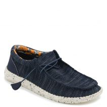 Men's navy casual sneaker
